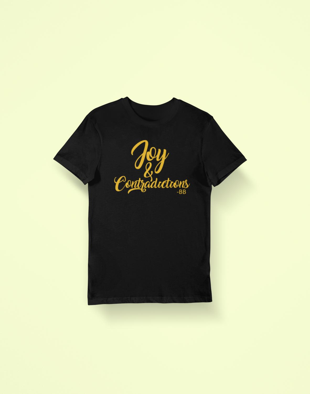 Joy & Contradictions t-shirt