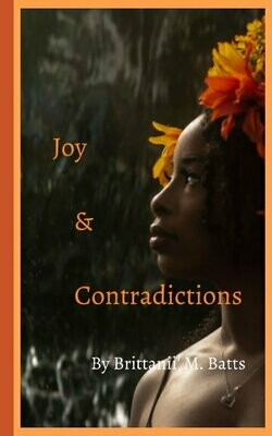 Joy & Contradictions book-signed