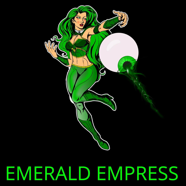 EMERALD EMPRESS READY