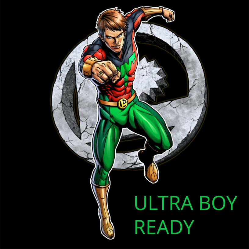 ULTRA BOY READY