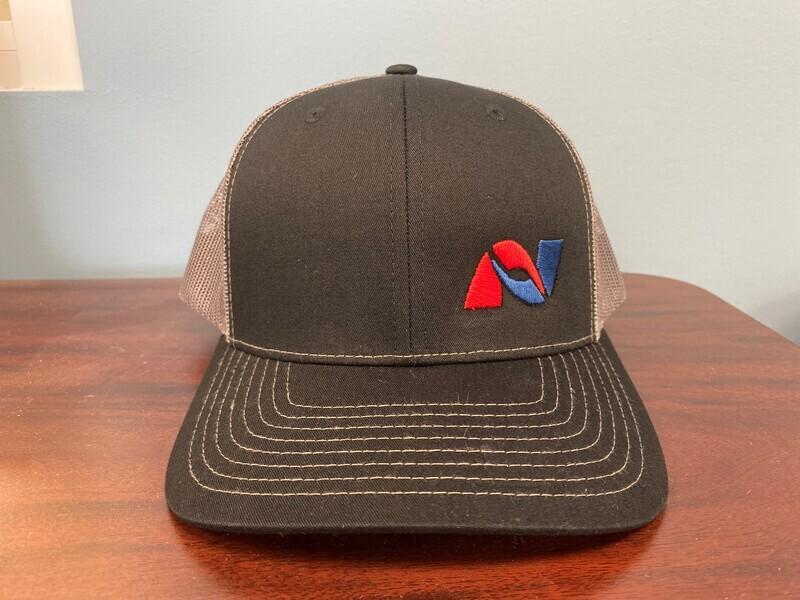 Black/Charcoal SnapBack