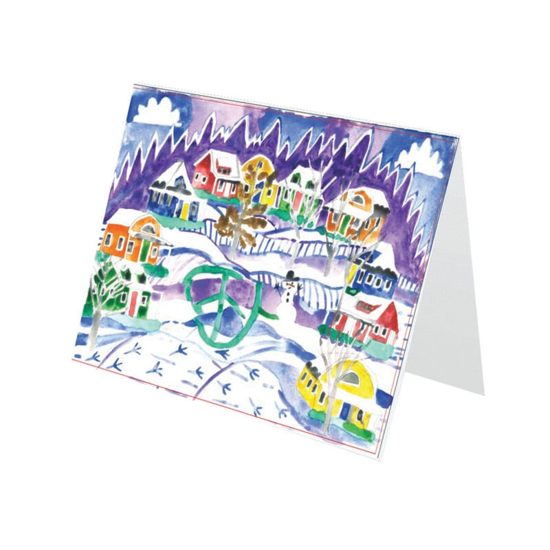 Belwood Christmas Greeting Cards (10 per pack)