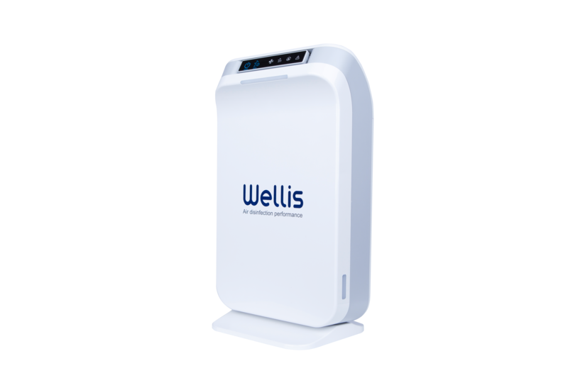 Wadu 02 - Air and Surface Disinfection Device With Cartridge