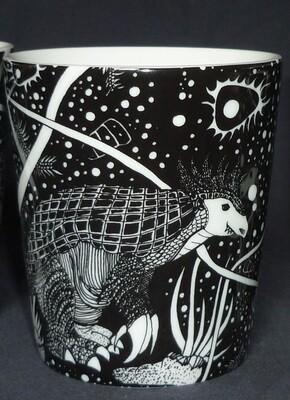 """Tasse """"Dino"""" von Justus Pault"""