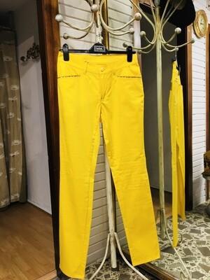 Jeans amarillo