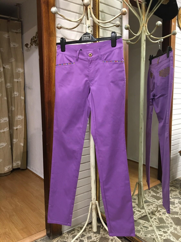 Jeans violeta