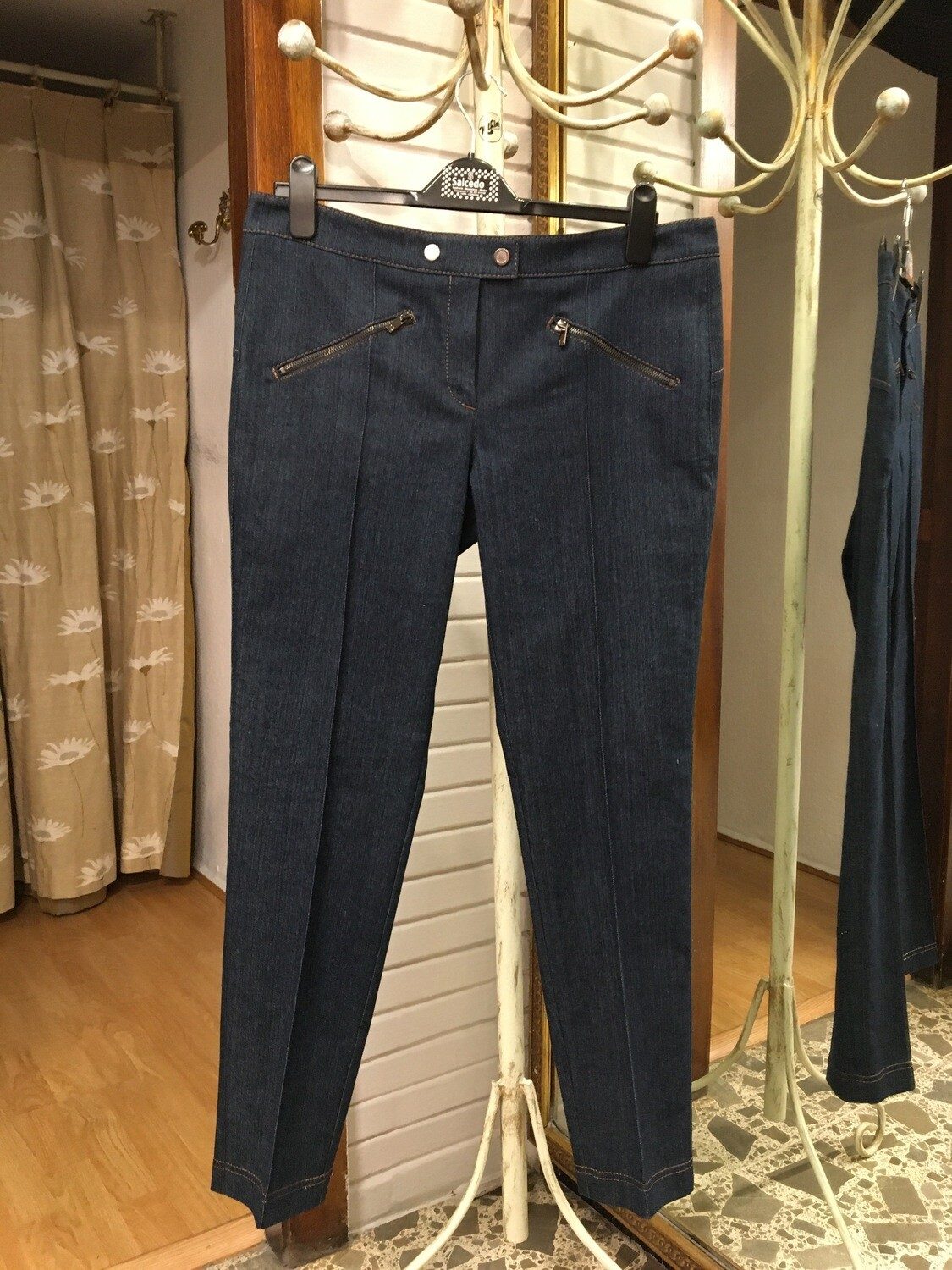 Jeans oscuros