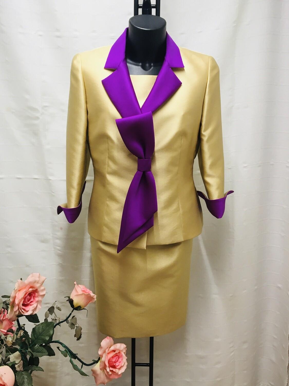 Traje de chaqueta y vestido