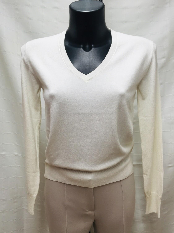 Jersey básico blanco