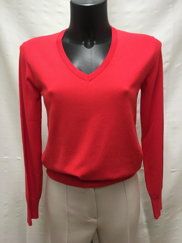 Jersey básico rojo