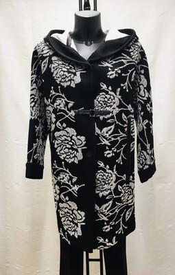 Abrigo floral