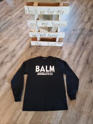 BALM Tshirt (Long Sleeve)