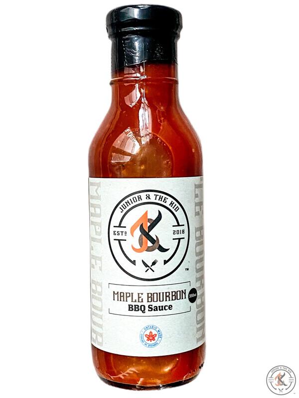 Maple Bourbon BBQ Sauce (350ml)