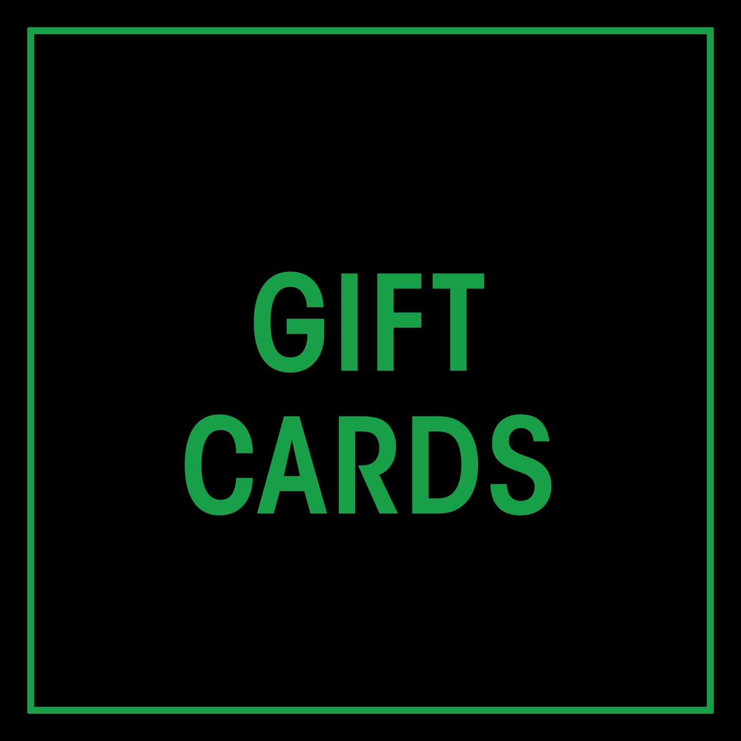 Alex's Gift Cards