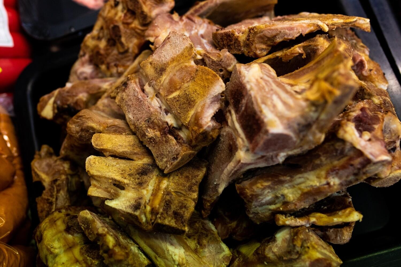 Bacon Bones | per/kg