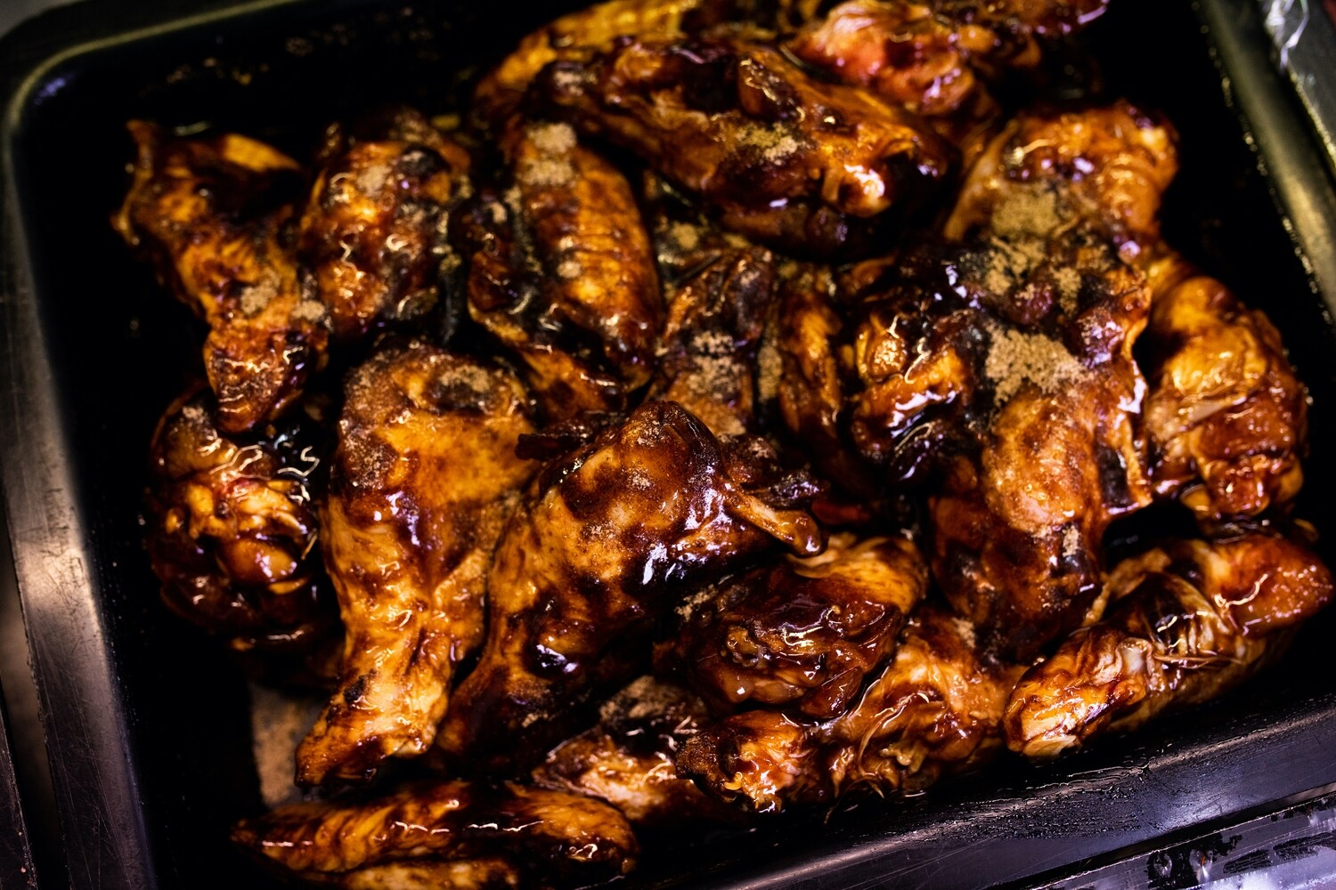 Marinated Chicken Wings | per/kg