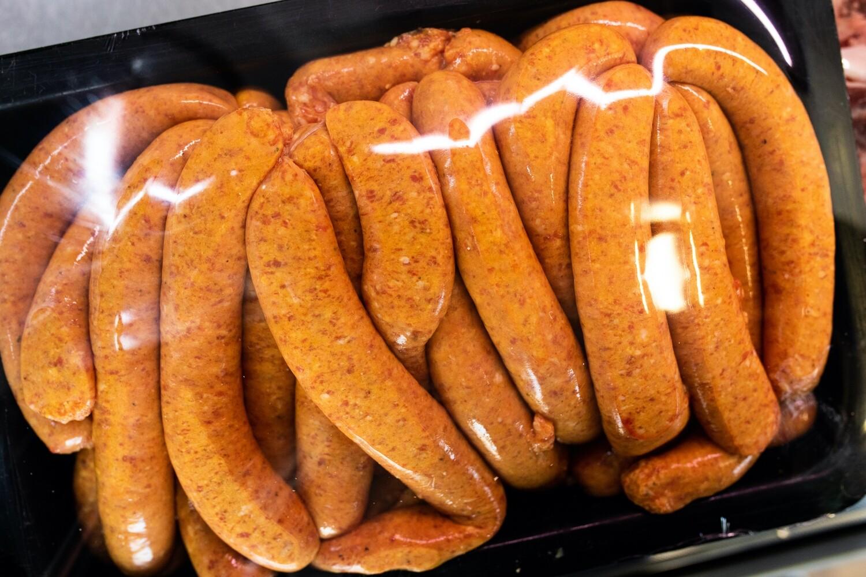 Sausages - Curry | per/kg