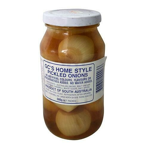 GC's Home Style Pickled Onions | each