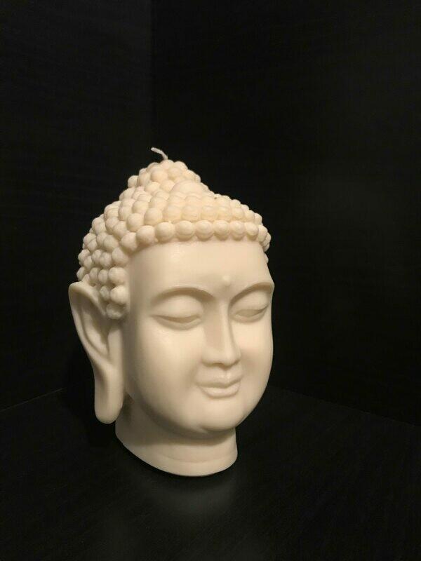 Свеча Будда, 15 см
