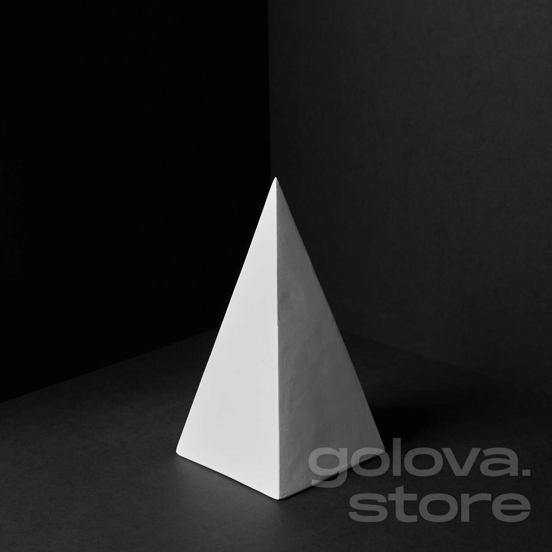 Квадратная пирамида, Пирамида 4-гр.