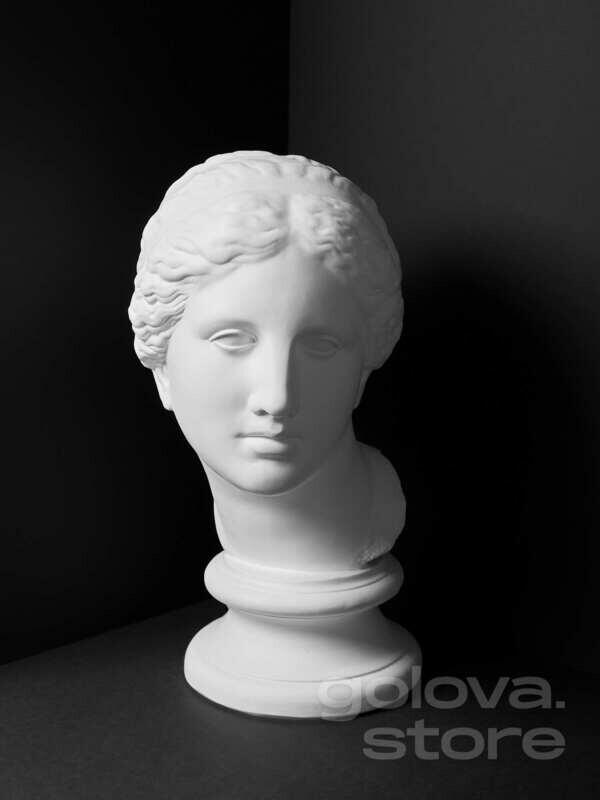 Гипсовая голова (бюст) Афродита Книдос
