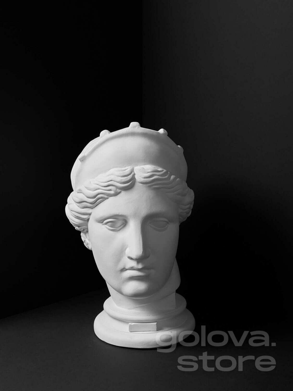 Гипсовая голова (бюст) Венера Капуа