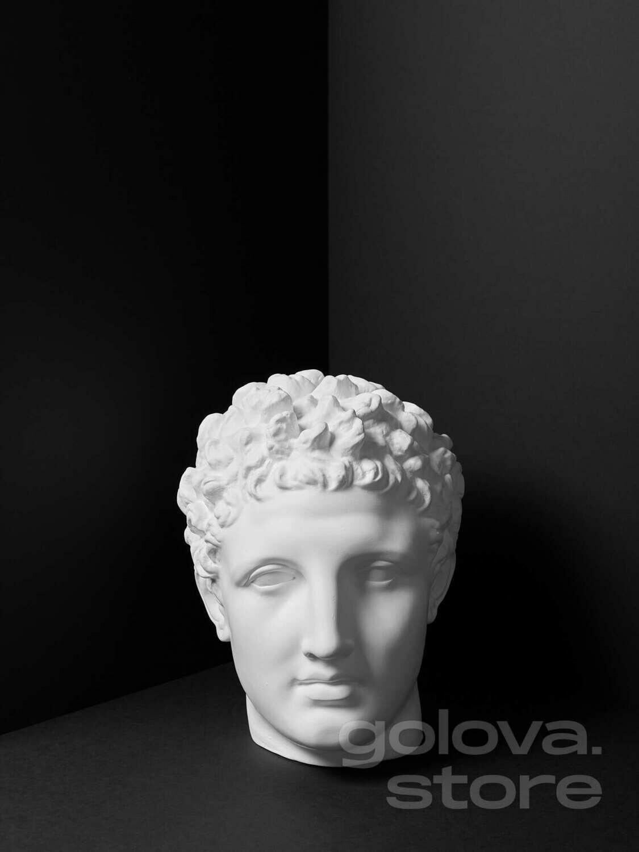 Гипсовая голова (бюст) Гермес (Меркурий)