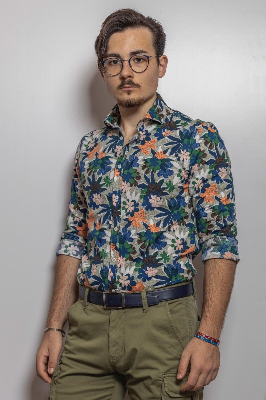 Camicie Floreale