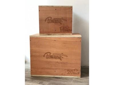 Cajas (Jump Box)