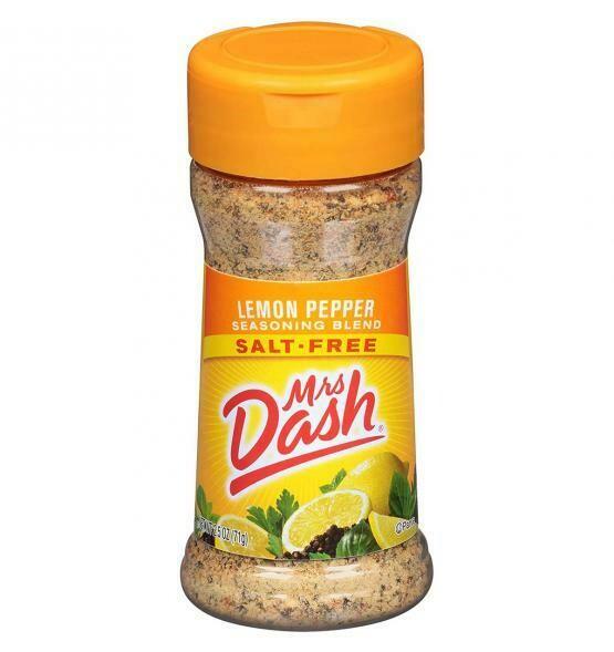 Mrs. Dash Limón