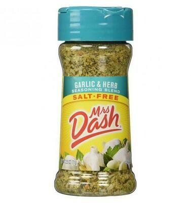 Mrs. Dash Ajo y Especias