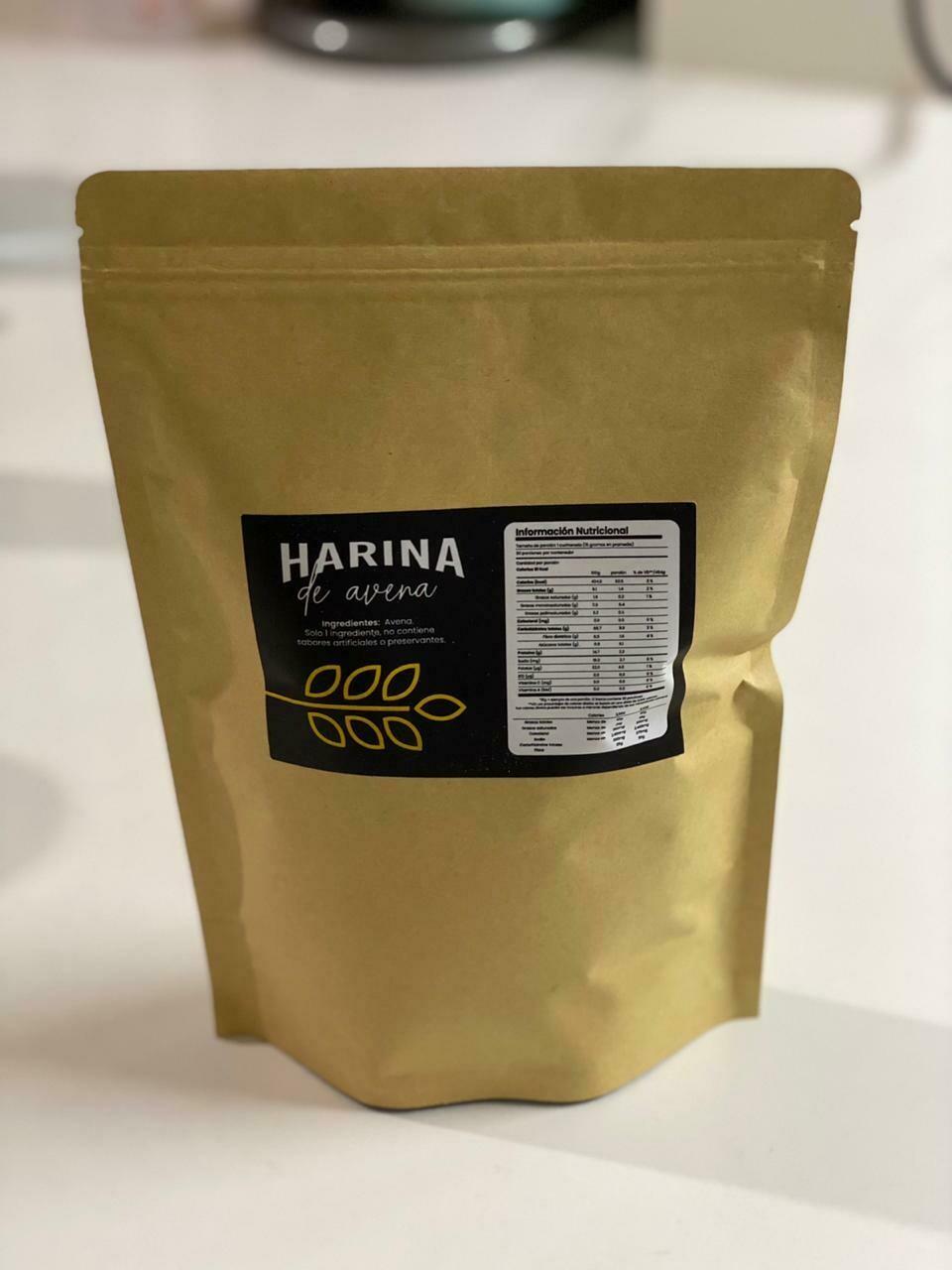Harina de Avena (1lb)