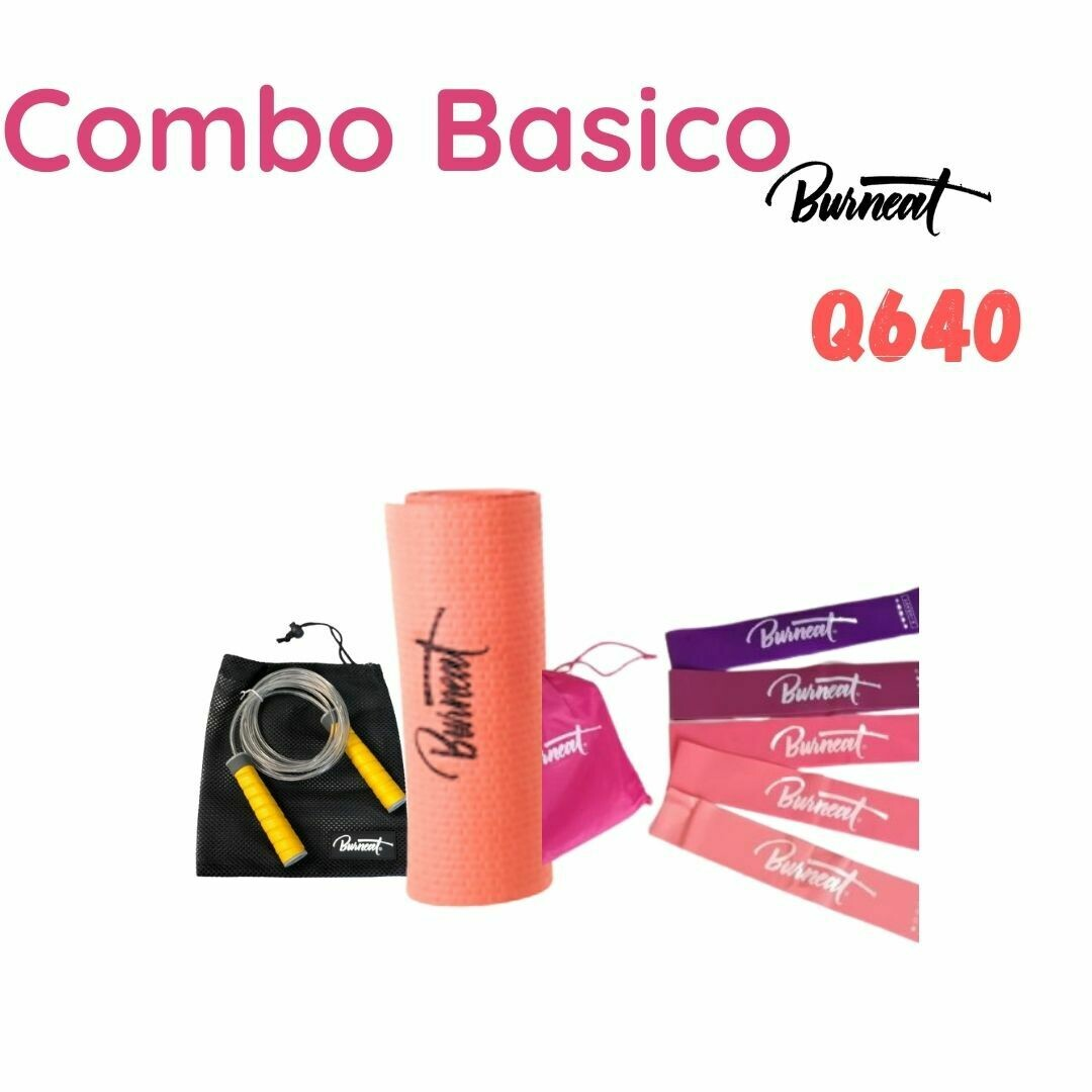 COMBO BÁSICO