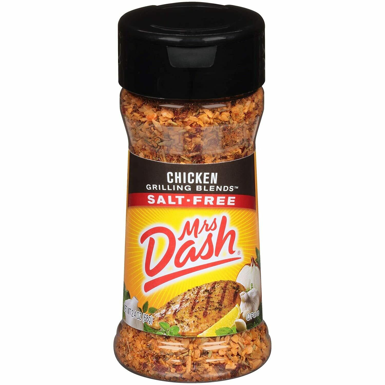 Mrs. Dash Pollo