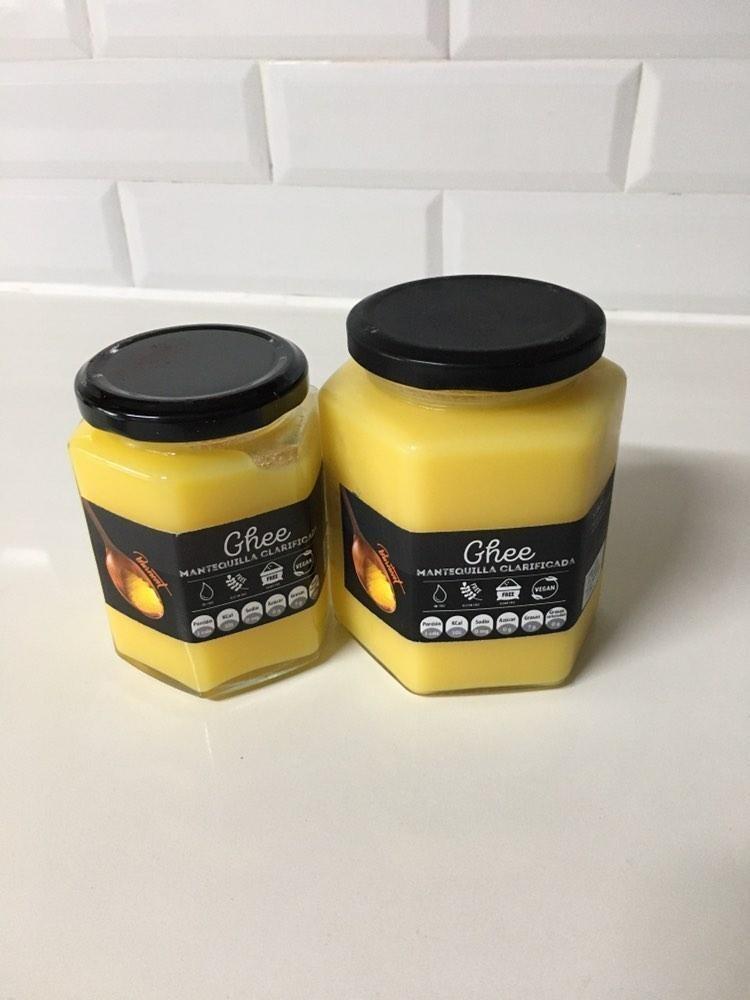 Ghee (mantequilla clarificada)