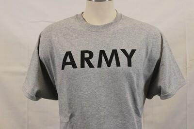 T SHIRT ARMY SS