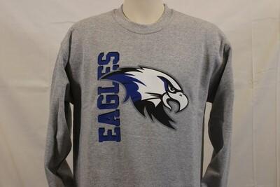 T Shirt Vertical Eagle LS