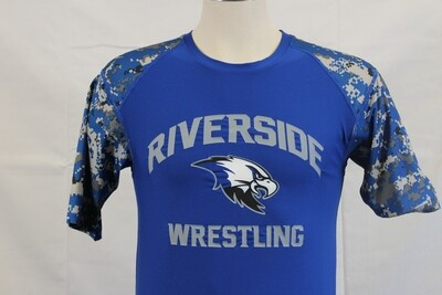 T SHIRT WRESTLING RB DG