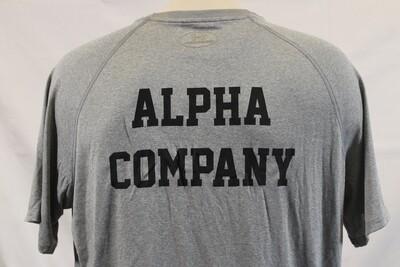 COMPANY T UA ALPHA