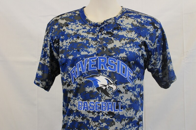 Baseball Shirt Eagles 2013 2XL
