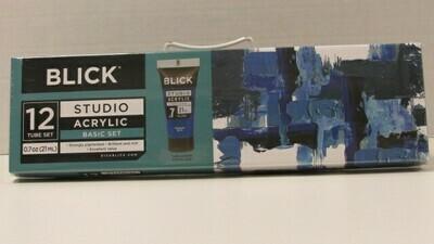 ART Paint Basic Color 12pc Set