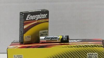 Battery Energizer AAA Per 4/Pk
