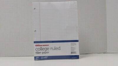 Paper College Rule