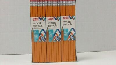 Pencil Wood Office Depot
