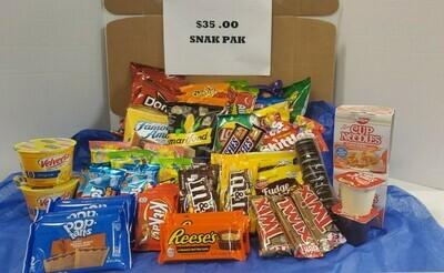 $35 Snak Pack