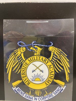 Decal Window Crest