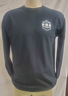 T Shirt BlkLS RMA