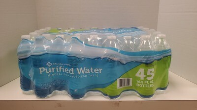 Water by the Case