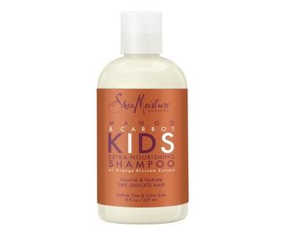 Shea Moisture Kids Mango Shampoo 8oz