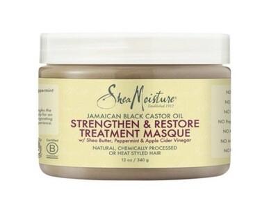 Shea Moisture Jamaican Castor Treatment Masque 12oz